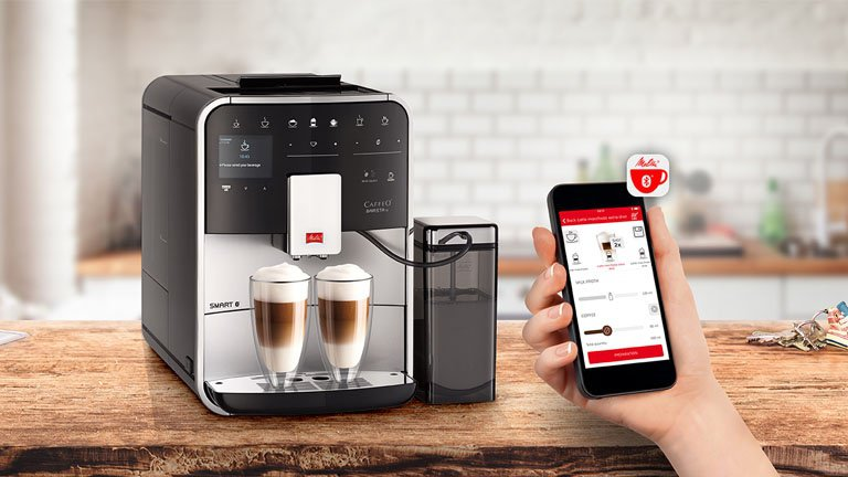 Melitta Connect App